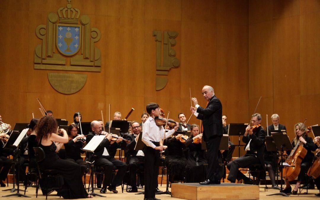 5 GRANDES CONCIERTOS EN EL VI FESTIVAL PEREGRINOS MUSICALES