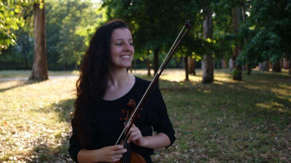 Marina Hermida Rodríguez (violín)