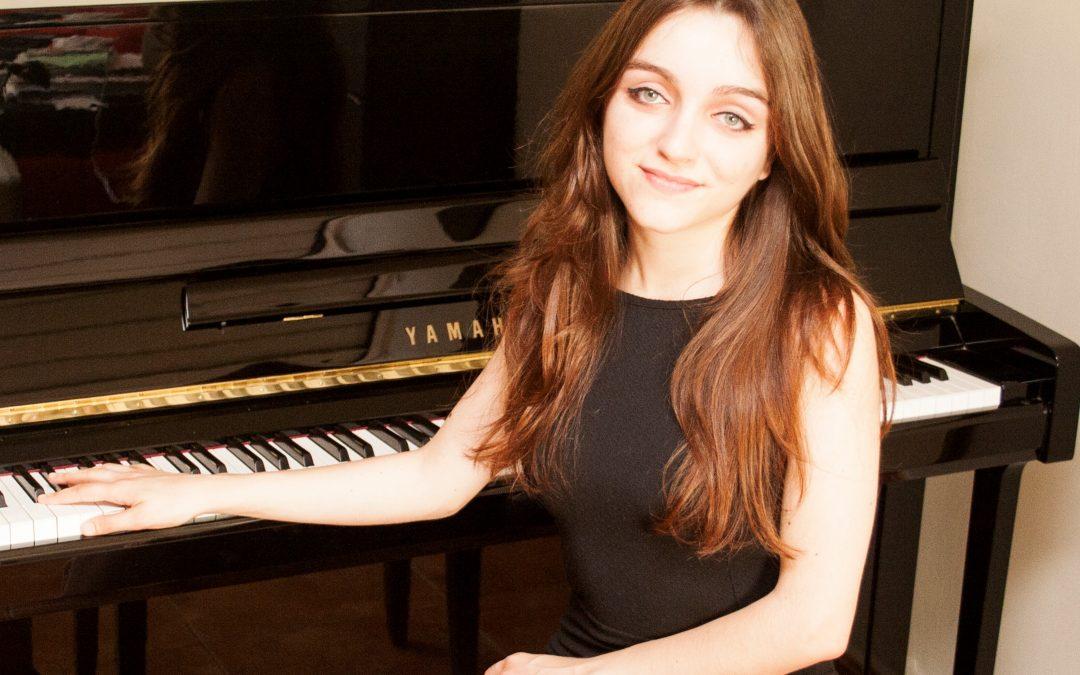 Estefanía Cereijo Omil ( piano )