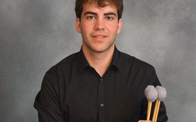 Álvaro Jurado García (percusión) Pianista acompañante: Ana  Senn