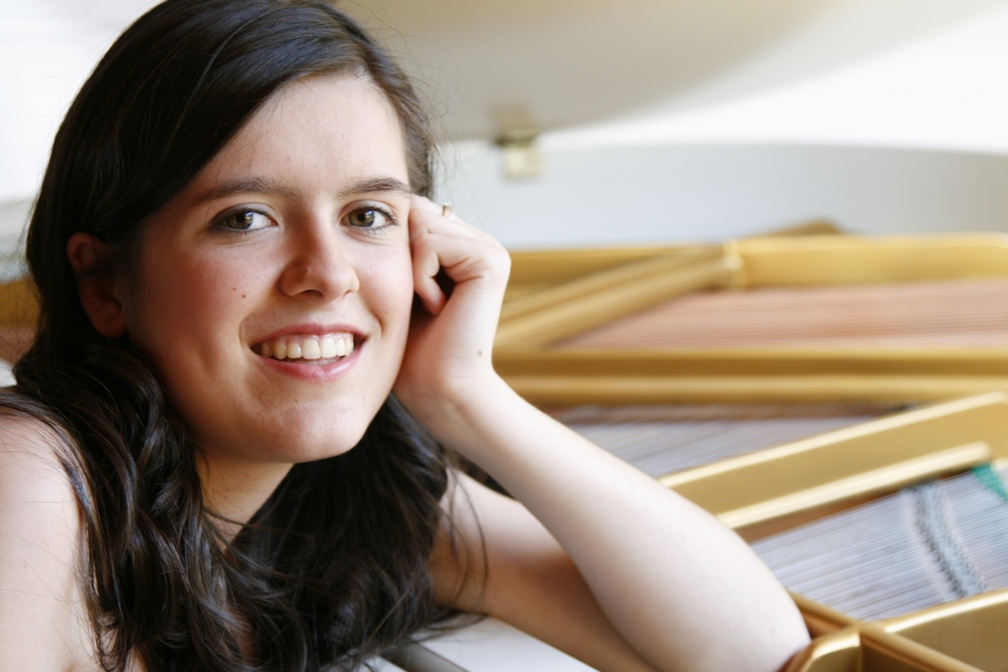 Cristina Bernal Gómez (piano)