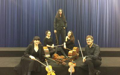 """Quinteto de Cuerda """"Gabost"""