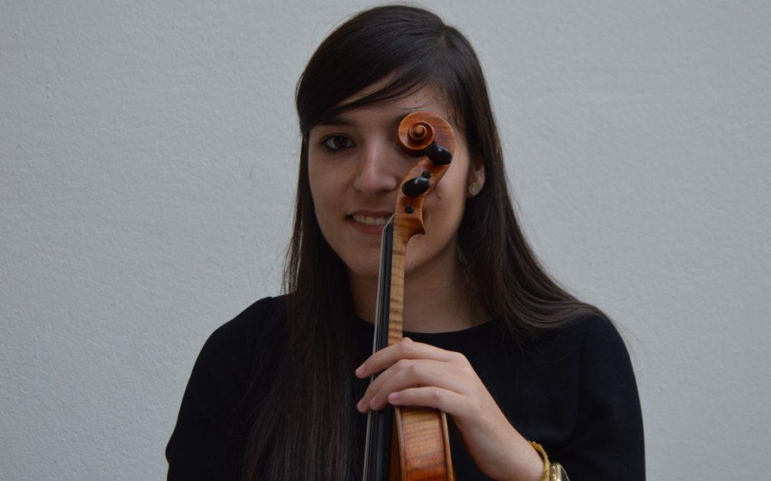 Patricia Túñez Gómez (violín)