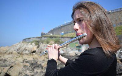 Beatriz Sánchez (Flauta)