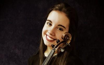 María Rodríguez Estévez (violín)