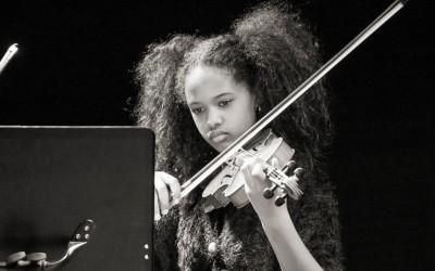 Buruktawit Martins González ( violín)