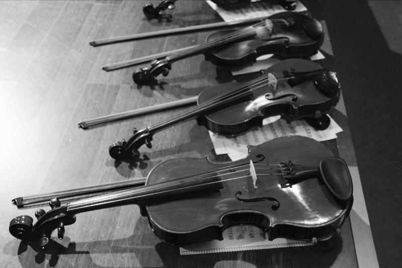Curso de violín, viola e conxunto