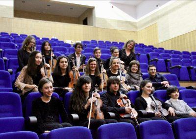 Curso Conservatorio de Lalín 2018