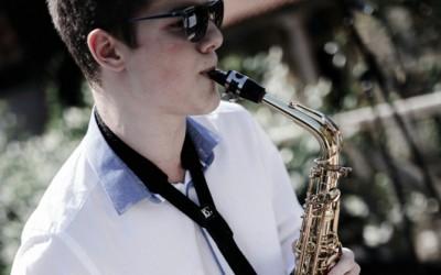 Manuel García Carrera (Saxofón)