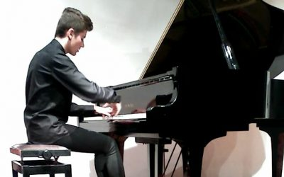 Martín Manuel Chaves Fraga (Piano)