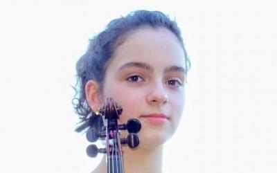 Paula Diz   Parrondo (violín)