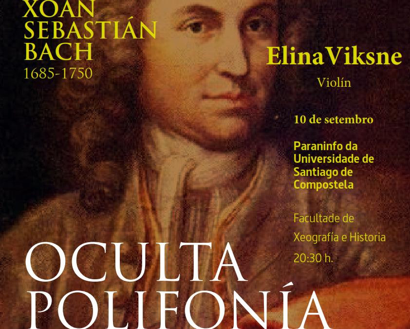 Sonatas e partitas para violín só, BWV 1001-1006 Suites para violonchelo só, BWV 1007-1012