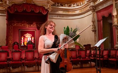 Crítica del concierto de Bach del País