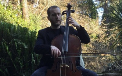 Saúl Nogareda Candal, Violoncello barroco