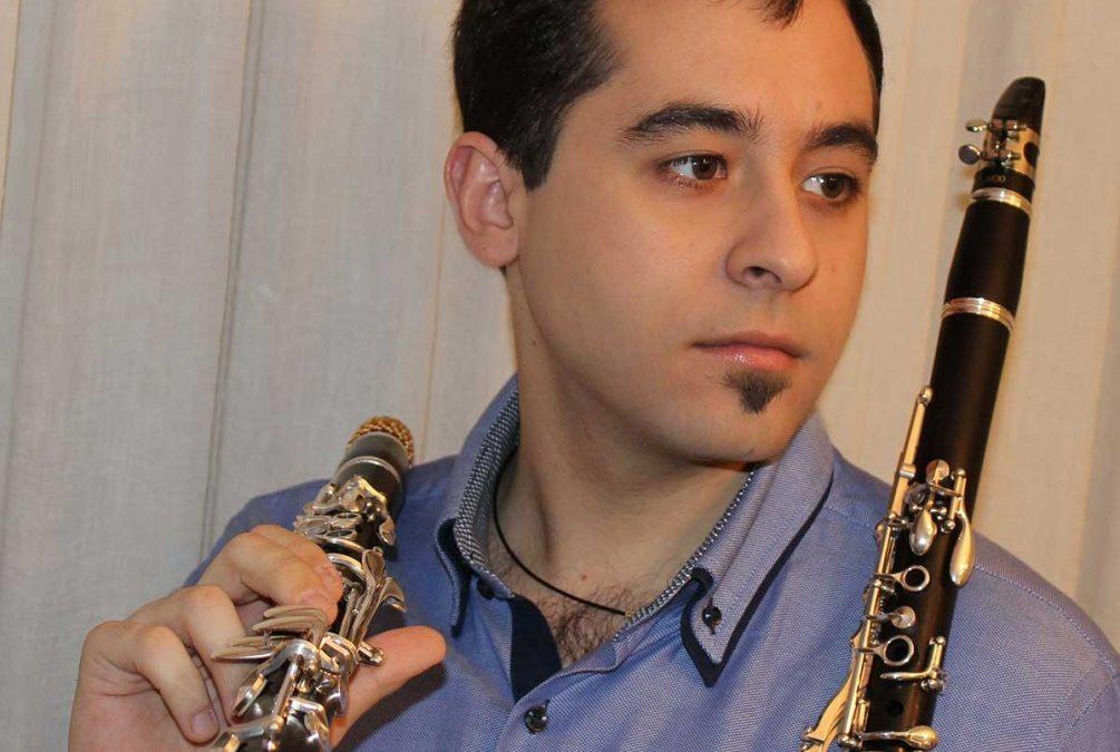 Juan José López Pereira, Clarinete