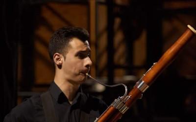 Esteban García Vidal, fagot