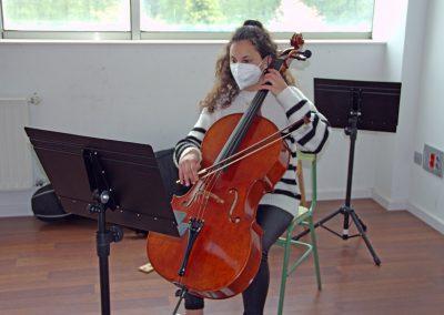 Curso de violonchelo
