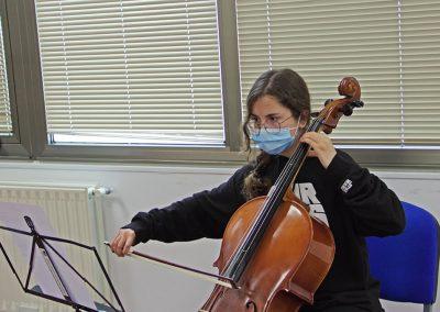 Curso violonchelo