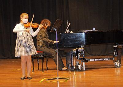 Curso de violín