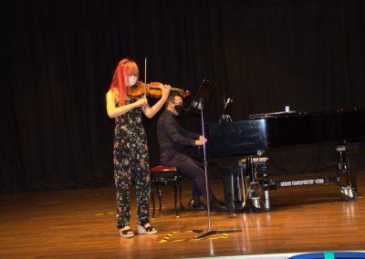 Curso violín